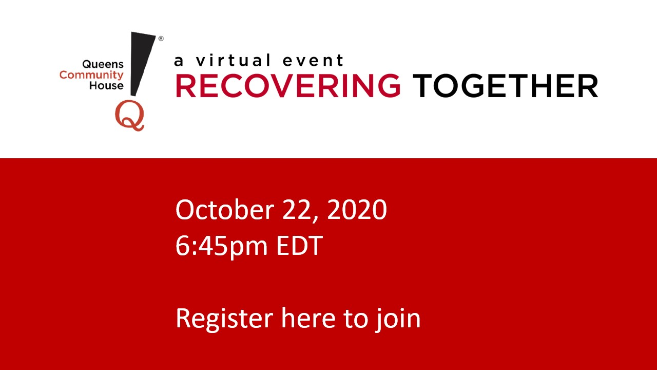 Recovering Together Virtual Event