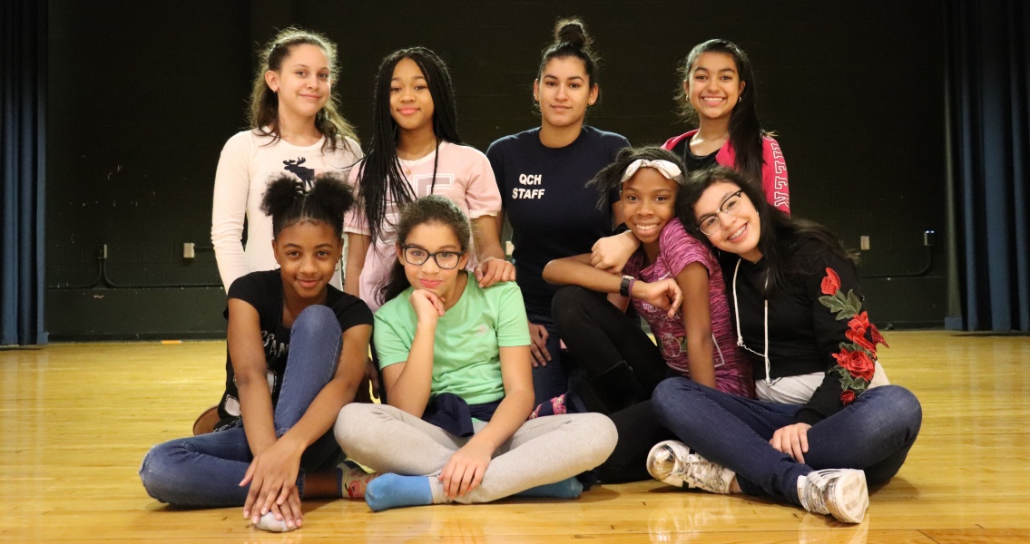 Middle School Age   Queens Community House