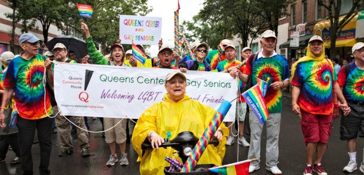 Seniors Centers   Queens Community House