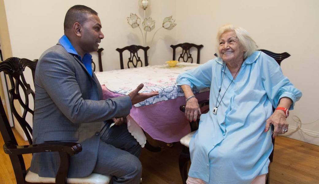 Entrena para ser un asistente de salud | Queens Community House